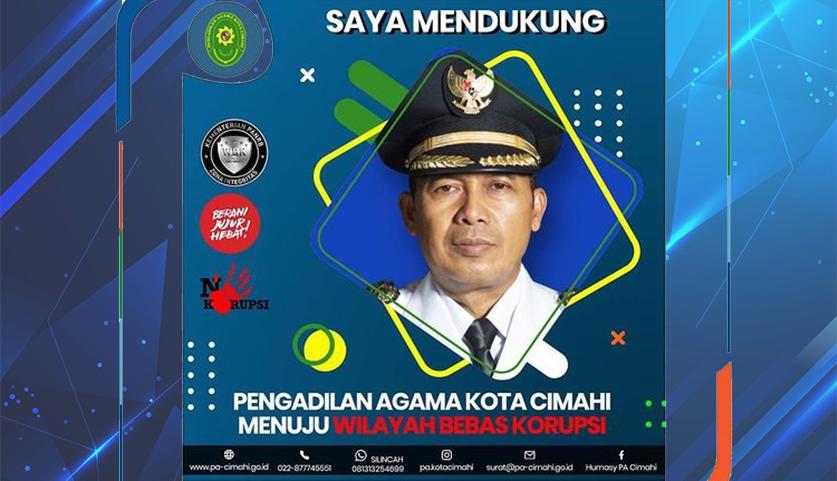 Dukungan dari Plt. Wali Kota Cimahi